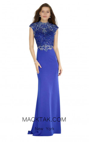 Alyce 6718 Front Evening Dress