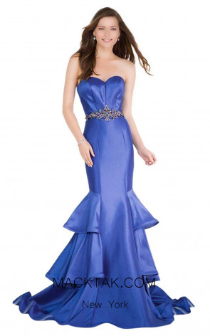 Alyce 6734 Front Evening Dress