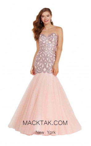 Alyce 6751 Front Evening Dress