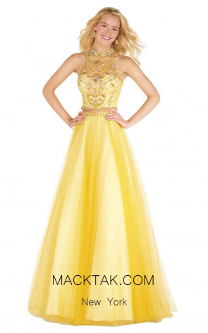 Alyce 6766 Front Evening Dress