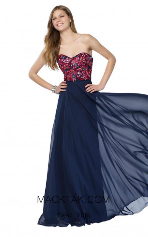 Alyce 6812 Front Evening Dress