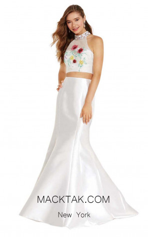 Alyce 6816 Front Evening Dress
