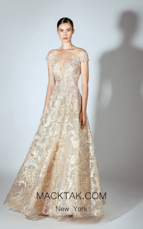 Beside Couture by Gemy Maalouf BC1424 Front Dress