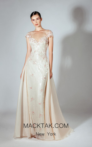 Beside Couture by Gemy Maalouf BC1426 Front Dress