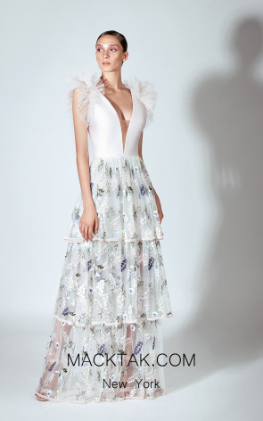 Beside Couture by Gemy Maalouf BC1434 Front Dress