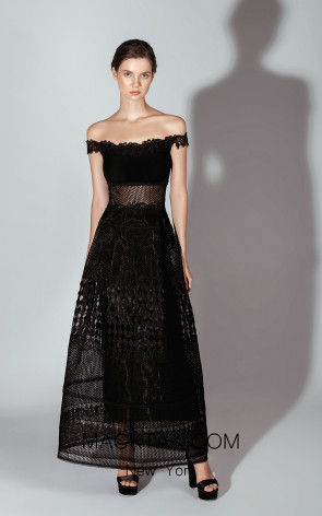 Beside Couture by Gemy Maalouf BC1468 Front Dress