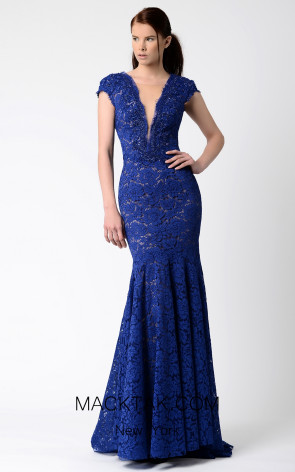 Beside Couture by Gemy Maalouf BC1052 Front Dress