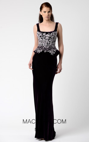 Beside Couture by Gemy Maalouf BC1059 Front Dress