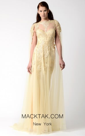 Beside Couture by Gemy Maalouf BC1062 Front Dress