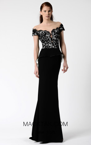 Beside Couture by Gemy Maalouf BC1085 Front Dress