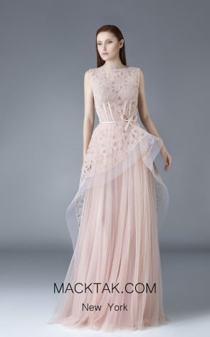 Beside Couture by Gemy Maalouf BC1184 Front Dress