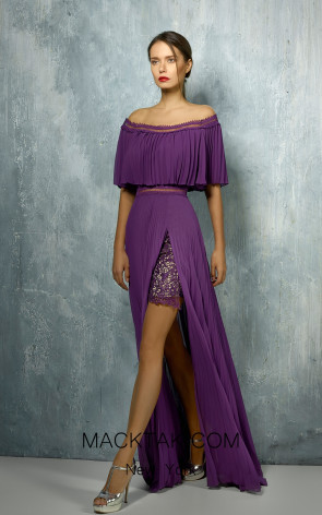 Beside Couture by Gemy Maalouf BC1266 Front Dress