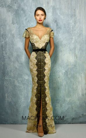 Beside Couture by Gemy Maalouf BC1294 Front Dress