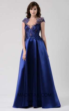Beside Couture by Gemy Maalouf CHW1569 Front Dress