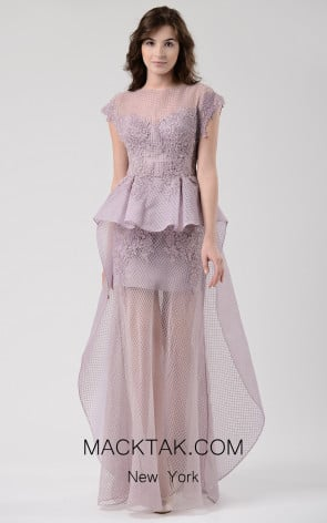 Beside Couture by Gemy Maalouf CHW1585 Front Dress