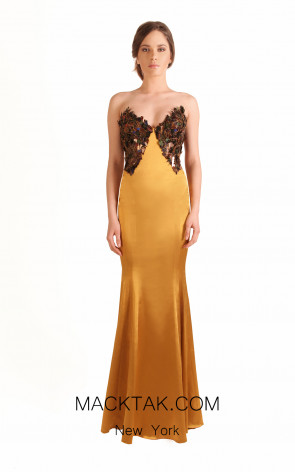 Beside Couture by Gemy Maalouf CPF123173 Front Dress