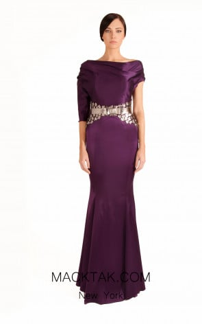 Beside Couture by Gemy Maalouf CPF12 3275 Front Dress