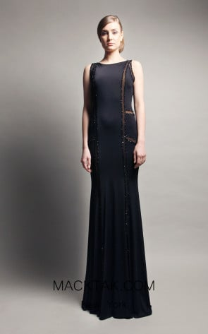 Beside Couture by Gemy Maalouf CPF13 3639 Front Dress