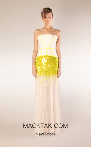 Beside Couture by Gemy Maalouf CPS13 3472 Front Dress