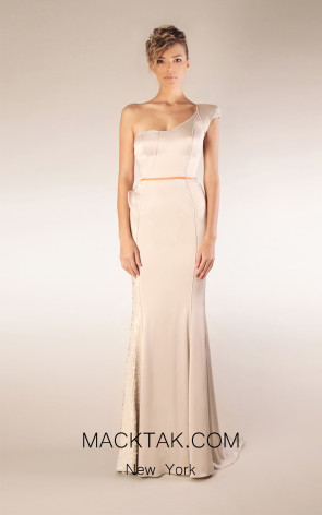 Beside Couture by Gemy Maalouf CPS13 3477 Front Dress