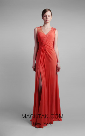 Beside Couture by Gemy Maalouf CPS14 3738 Front Dress