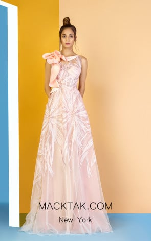 Beside Couture by Gemy Maalouf CPS17 4982 Front Dress