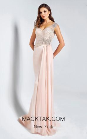 Dressing Room 1302 Salmon Front Dress
