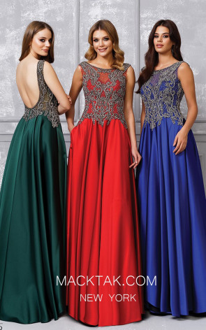 Dressing Room 1504 Front Evening Dress