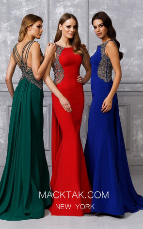 Dressing Room 1514 Front Evening Dress
