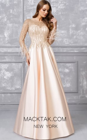 Dressing Room 1583 Front Evening Dress