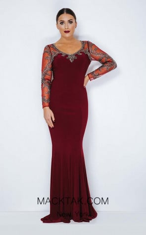 Dynasty London 1013108 Front Dress