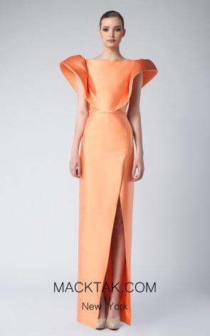 Edward Arsouni FW0247 Clementine Front Dress