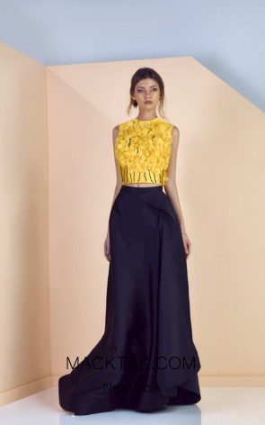 Edward Arsouni SS0154 Front Evening Dress