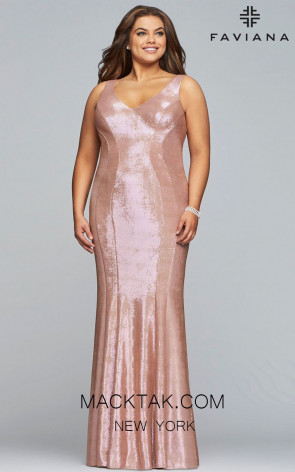 FAVIANA 9453 ROSE GOLD FRONT