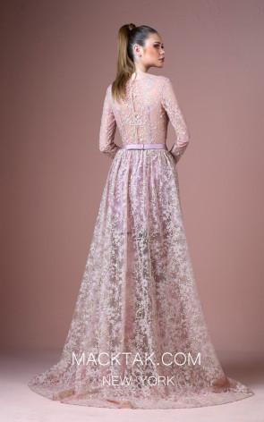 Gatti Nolli OP4750 Back Dress