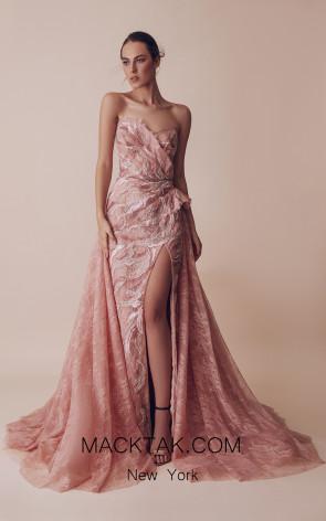 Gatti Nolli 4913 Optimum Design Front Evening Dress