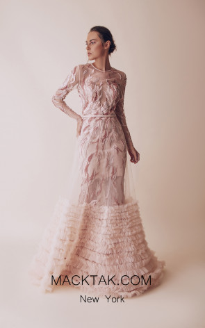 Gatti Nolli 4916 Optimum Design Front Evening Dress