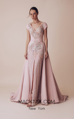 Gatti Nolli 4952 Optimum Design Front Evening Dress