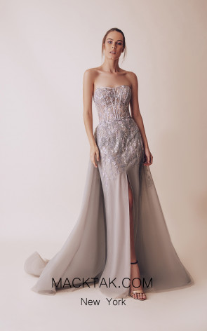 Gatti Nolli 4961 Optimum Design Front Evening Dress