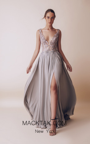 Gatti Nolli 4962 Optimum Design Front Evening Dress