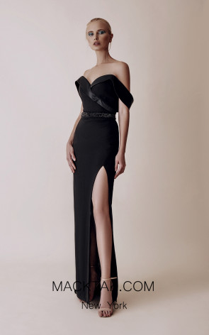 Gatti Nolli 4982 Optimum Design Front Evening Dress
