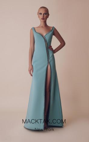Gatti Nolli 4984 Optimum Design Front Evening Dress