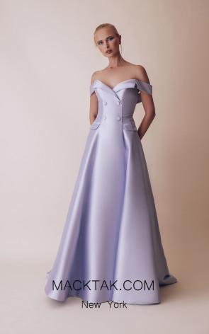 Gatti Nolli 4985 Optimum Design Front Evening Dress