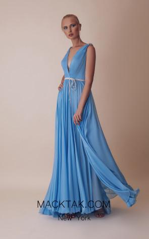Gatti Nolli 4990 Optimum Design Front Evening Dress