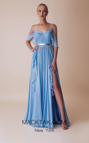 Gatti Nolli 4991 Optimum Design Front Evening Dress