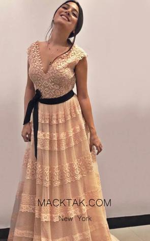 Sana Sabini 9281 Front Evening Dress