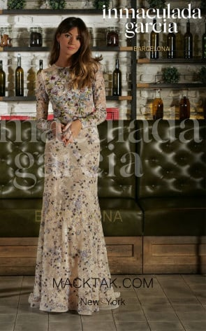 Inmaculada Garcia Michelle Front Dress