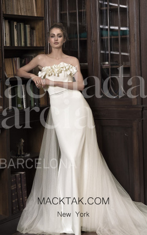 Inmaculada Garcia Olympic Front Dress