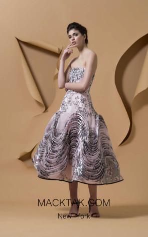 Isabel Sanchis Bolivia Front Dress