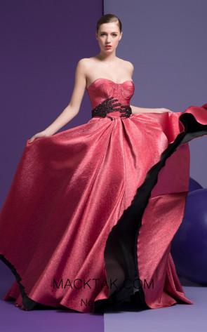 Isabel Sanchis Ceciles 80 Front Dress